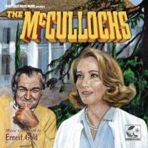 The McCullochs CD cover (three inches)