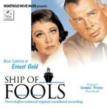 Ship of Fools CD cover (3 inches)