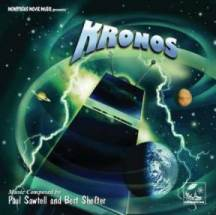 Kronos CD cover (three inch)